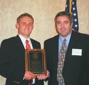 WS-Honor-2010 Scholarship Recipient-Ivan Alger