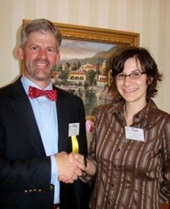 WS-Honor-2011 Scholarship Recipient-Olga Pylaeva